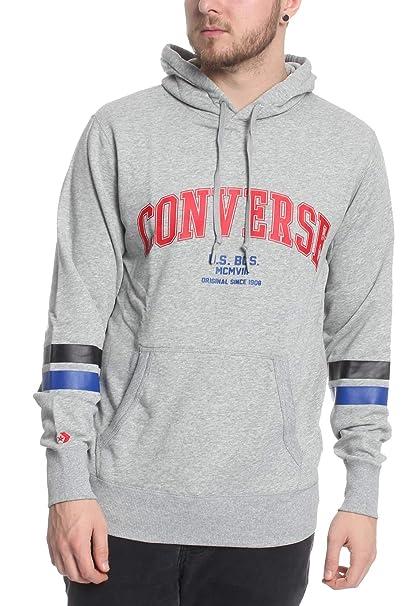 Converse Hoodie Herren Collegiate Text Pullover 10017352