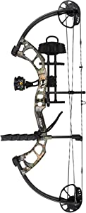 Bear Archery Scout Youth Archery Set | 2 Safety Glass Arrows | Ideal for Kids and Teenagers