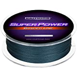 KastKing SuperPower Braided Fishing Line - Abrasion Resistant Braided Lines – Incredible Superline – Zero Stretch…