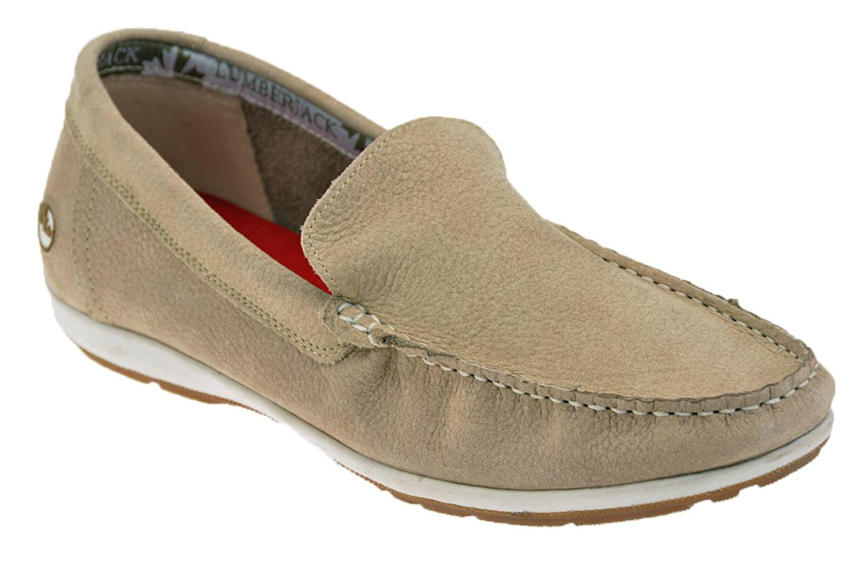 Lumberjack Step Slipon Moccasins New Mens Shoes B00JKPPQ1O