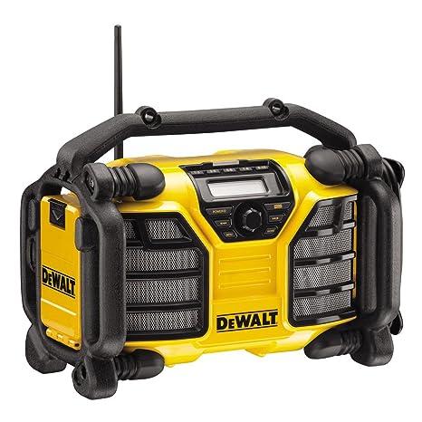 Dewalt - Radio y cargador dcr017-qw: Amazon.es: Bricolaje y ...