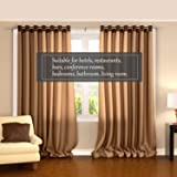 Goowin Curtain Rod Bracket, No Drill Hang Curtain
