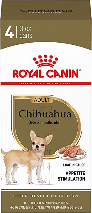 Top 10 Chihuahua Wet Dog Food