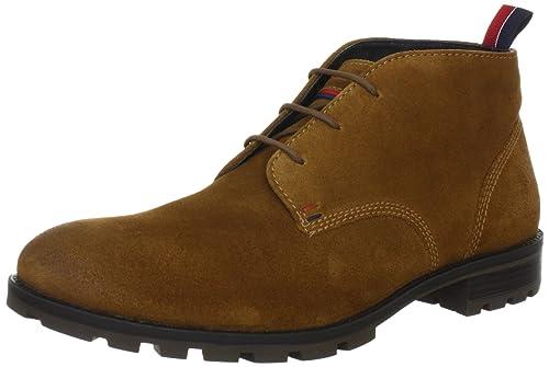 Tommy Hilfiger CARLOS 6B FM56814746, Herren Desert Boots, Braun (COGNAC  606), 53d8312775