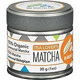 My Matcha Life - Organic Ceremonial Matcha Green Tea Powder - Smooth Great Taste - Hand-Picked - Stone Ground - 1 oz/30 servings
