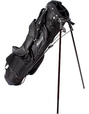 22213c96ea Bullet Sac de golf doté de 6 compartiments Noir