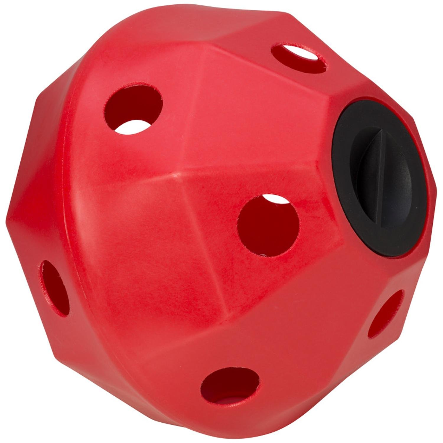 ProStable Hayball With Small Holes (One Size) (Red)