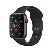 Deals on Apple Watch Series 5 44MM GPS + Cellular Sport Band