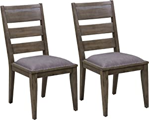 Liberty Furniture Industries Sonoma Road Dining Chairs, Light Brown