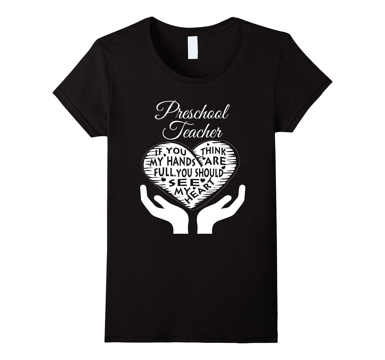 Preschool Teacher T-Shirts – Teacher Tee Shirts