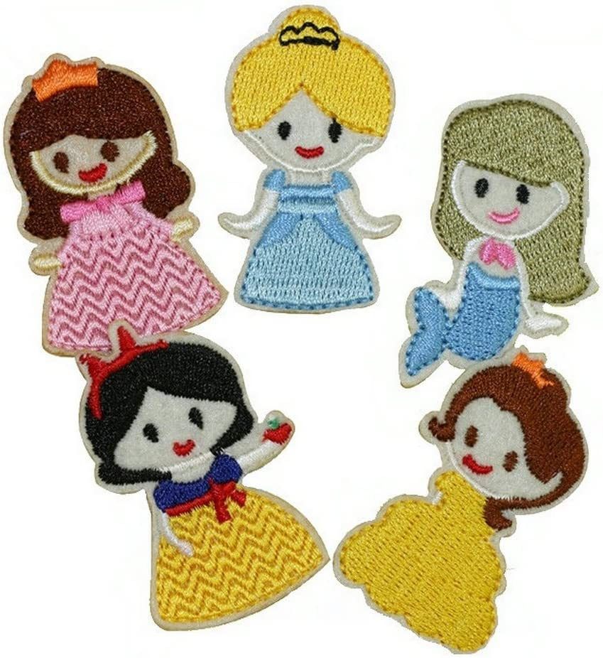Cute Yellow Mice Mouse Embroidery Patch