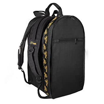 dc1764f085 The Glo Bag - The Ultimate Gym Locker Organizer Backpack  Gold ...