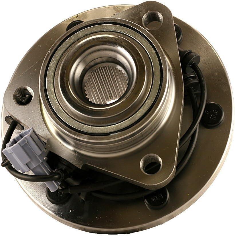 05-07 Nissan Armada 515066 x 1 Hub Assembly Front Left Or Right Side 04 Pathfinder 6 Lug Fit 04-07 Infiniti QX56 04-07 Titan