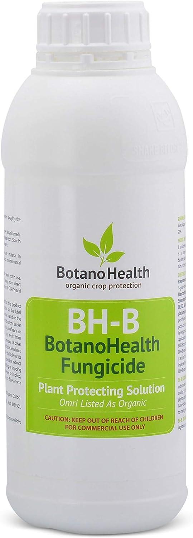 BOTANOHEALTH Botano Health Natural Organic Fungicide Insecticide Spray Pest Control (33.8 Ounce)