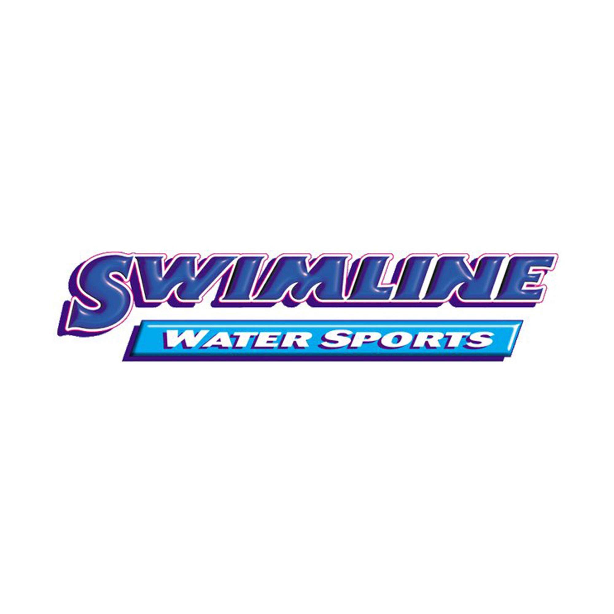 Swimline 3-Piece Anodized Outside Cam Mailer Telescopic Pole by Swimline