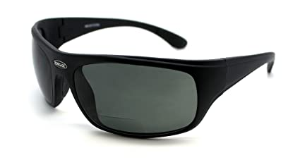 a8f81cac1800 Eye Ojo Renegade Patented Bifocal Polarized Reader Full Rim Men s Fishing  Sunglasses 100% UV Protection