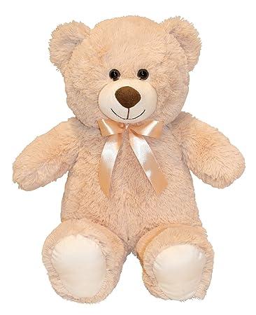 Giant Teddy Bear coccolo XL 60 cm di altezza peluche vellutato ...