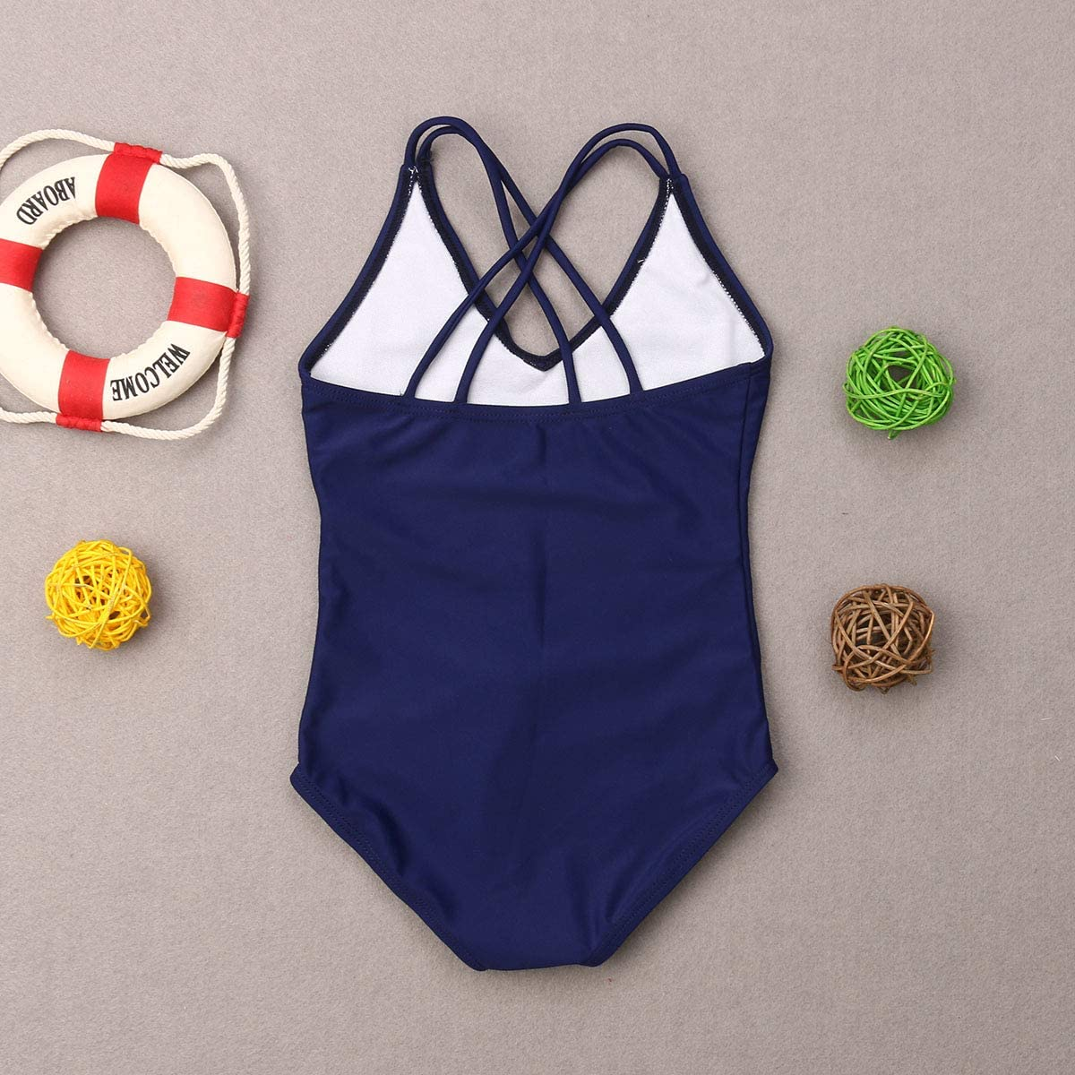M/ère Fille Correspondant Maillots De Bain One Piece Beachwear Maman Et Moi Maillots De Bain