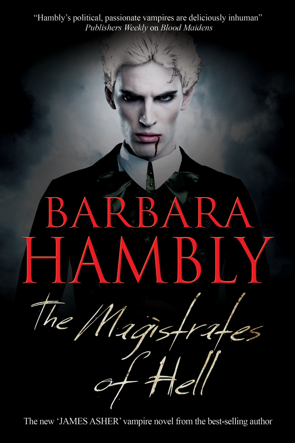 Download Magistrates of Hell (A James Asher Vampire Novel) pdf epub