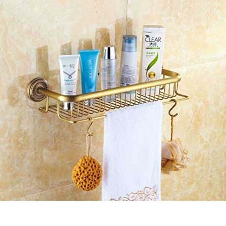 HCP European-style bathroom shelves/Bathroom cosmetics planes/Wall ...