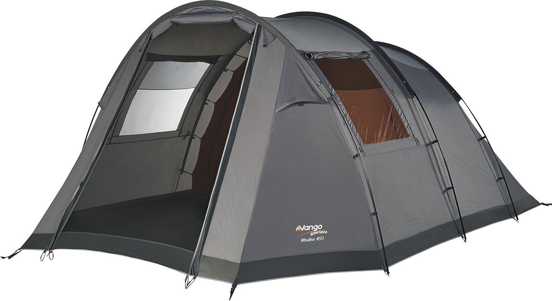 Vango Winslow 400 Tent Cloud Grau 2018 Zelt