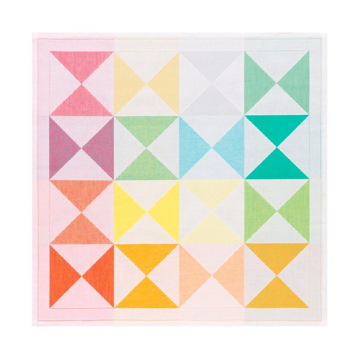 Le Jacquard Francais 20003 Toalla Origami algodón, 52 x 52 cm, Multicolor: Amazon.es: Hogar