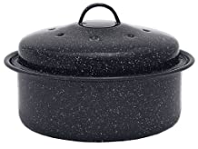 Granite Ware Covered Round