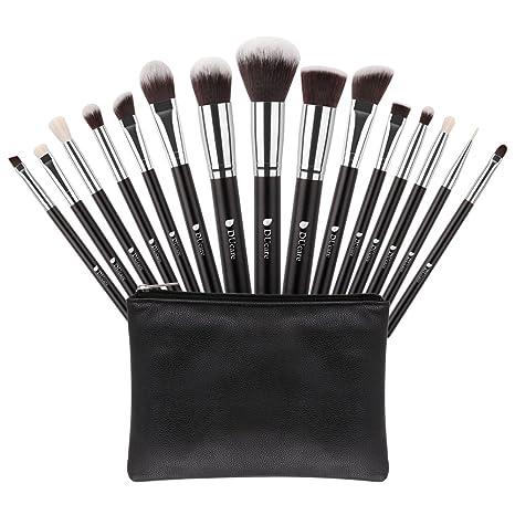 Kit De Pinceaux Maquillage Professionnel 3