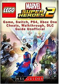 LEGO Marvel's Avengers Standard Edition Strategy Guide: Amazon co uk