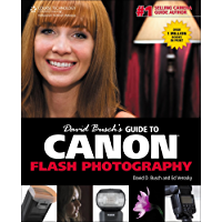 David Busch's Guide to Canon Flash Photography, 1st ed. (David Busch's Digital Photography Guides) book cover