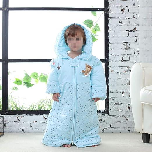 Saco De Dormir para Bebé Otoño E Invierno, Pijamas Largos, Mono ...