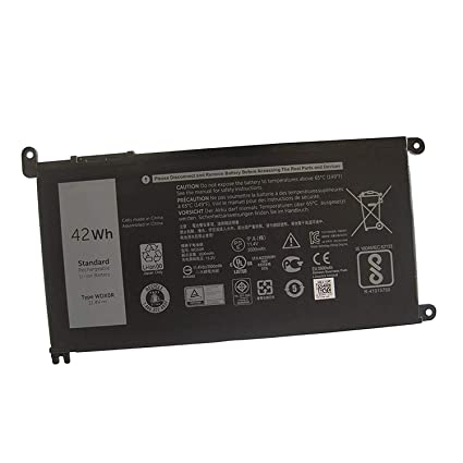 Amazon Com Dentsing 42wh Wdx0r Laptop Battery For Dell Inspiron 15