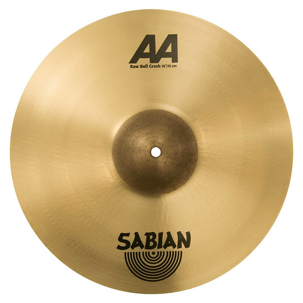 Sabian/AA セイビアン クラッシュシンバル AA Raw Bell Crash 16