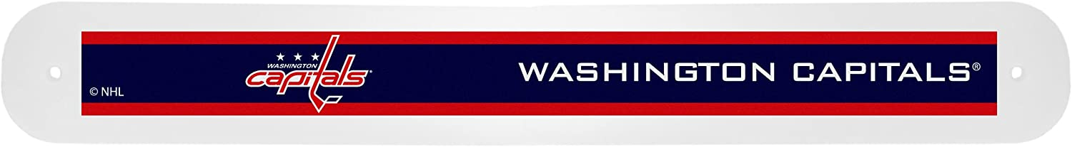 NHL Siskiyou Sports Fan Shop Washington Capitals Travel Toothbrush Case One Size Team Color