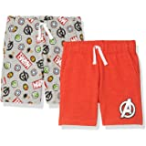 Spotted Zebra Boys Knit Jersey Play Shorts Brand