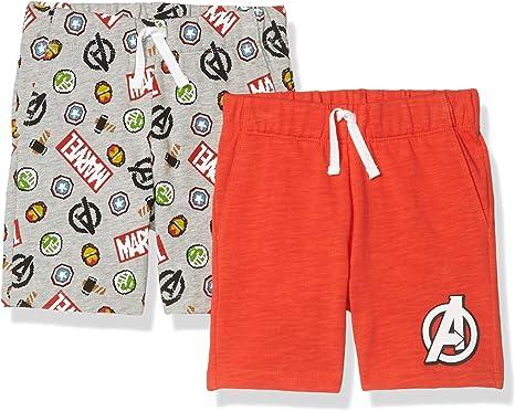 Brand Spotted Zebra Boys Toddler /& Kids 2-Pack Jersey Knit Shorts