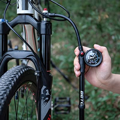 Beto Precision Shock Pump 300 Psi 20 Bar Mountain Bike Suspension Fork Cycle