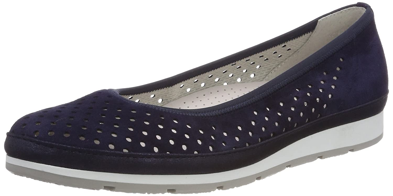 Gabor Shoes Comfort Sport, Sport, Ballerines Femme 19949 Shoes Bleu (Bluettesilk/Gel.) f140e5a - shopssong.space