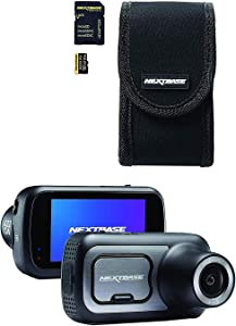 "Nextbase 422GW Dash Cam 2.5"" HD 1440p Touch Screen Bundle Kit (Carry Case and 32GB U3 MicroSD Card Included)"