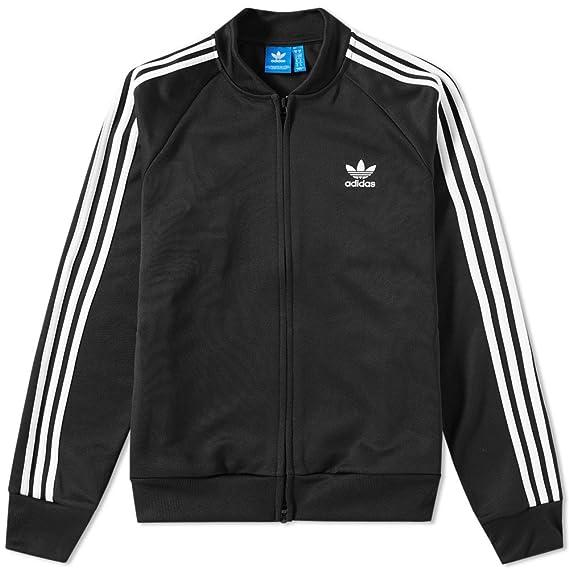 02da05b933 Adidas Originals Superstar Relaxed Men's Track Jacket Black bk3612 ...