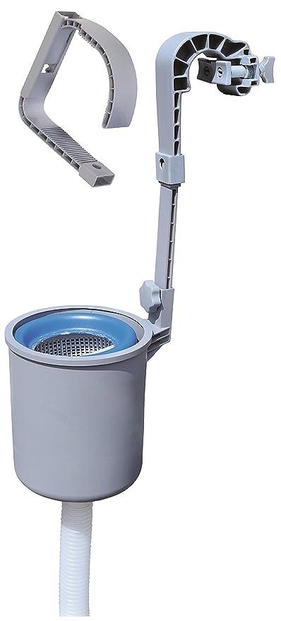 coleman pool vacuum hook up