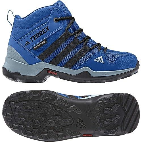 huge discount 2732e 1252e adidas Terrex Ax2r Mid CP K, Botas de Senderismo Unisex Niños Amazon.es  Zapatos y complementos