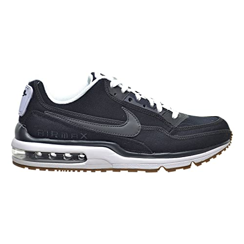 new product ffba6 b61bf Nike Air Max Ltd 3 Txt Men s Shoes Black Anthracite White 746379-001