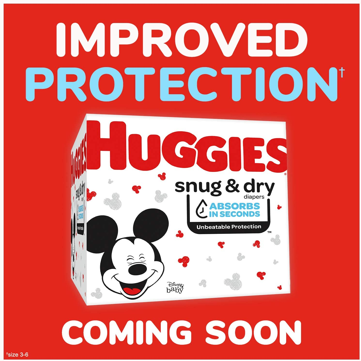 112 Ct 112 Count Size 2 Huggies Snug /& Dry Baby Diapers