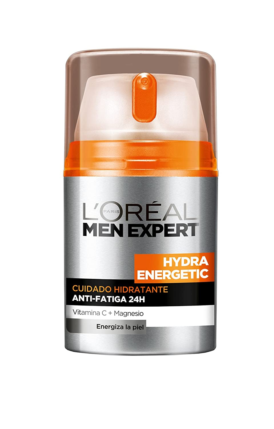 LOréal Paris Men Expert 24H Hydra Energetic Dado Hidratante Anti-Fatiga - 50 ml: Amazon.es: Amazon Pantry