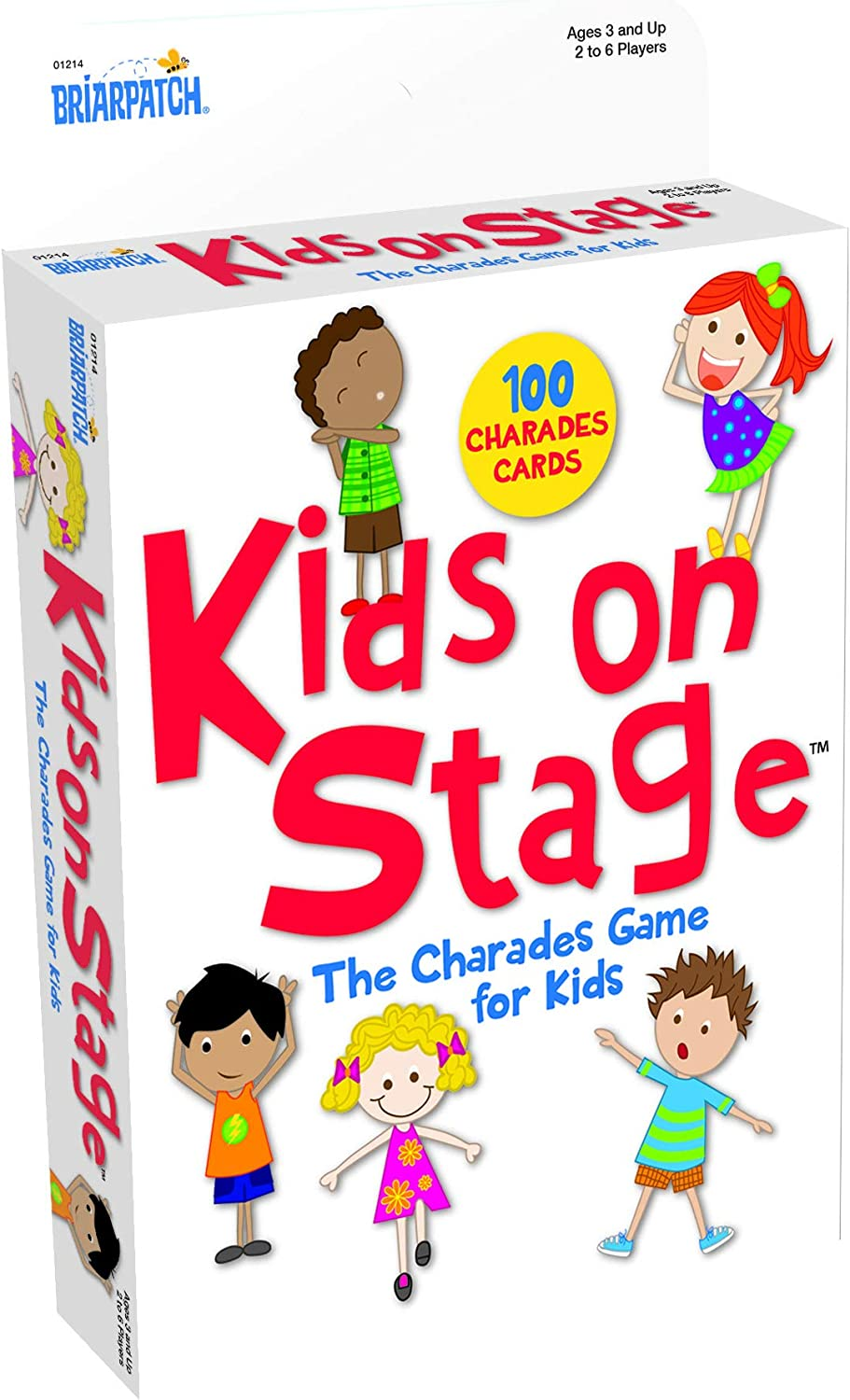 KIDS ON STAGE CARD GAME