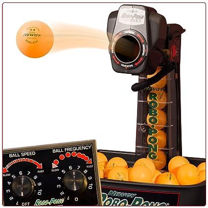 Newgy Robo-Pong 540 Table Tennis/Ping-Pong Robot