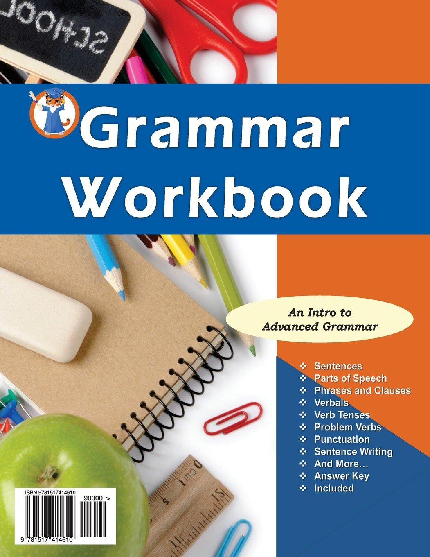 Amazon grammar workbook grammar grades 7 8 9781517414610 amazon grammar workbook grammar grades 7 8 9781517414610 grammar workbook team books fandeluxe Images