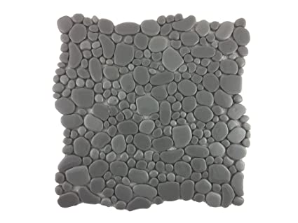 Piastrelle con mosaico in vetro per rivestimento murale per bagno