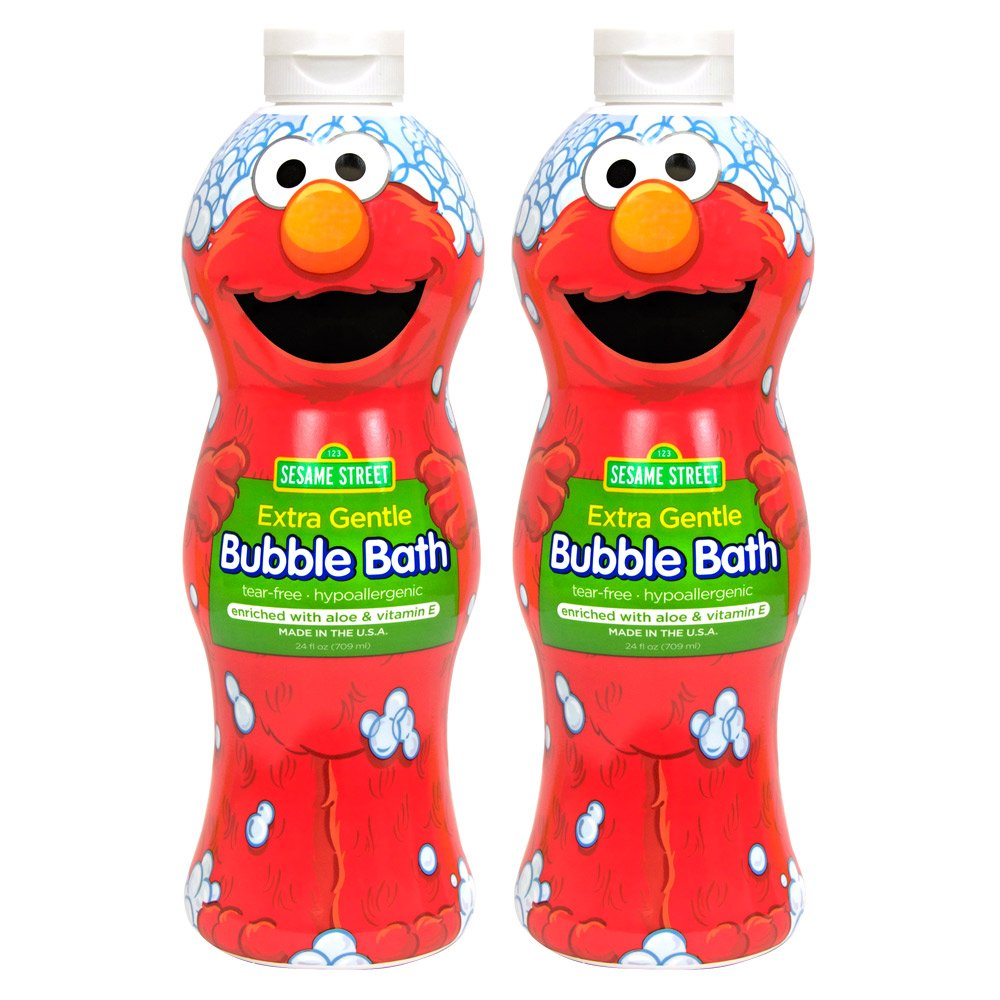 Amazon Com Sesame Street Fizzy Tub Color Tablets 10 58